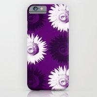 Sunflower Black, White A… iPhone 6 Slim Case