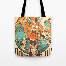 Pokemon XY Megavolution Tote Bag