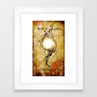 Inspiration(Color) Framed Art Print