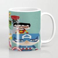 avengers 2 fan art Mug
