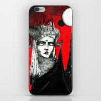 High Priestess iPhone & iPod Skin