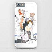 iPhone & iPod Case featuring Untitled3 by Yael Steinwurzel