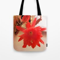 Blooming Lovely Tote Bag
