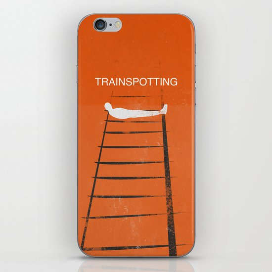 Trainspotting iPhone & iPod Skin