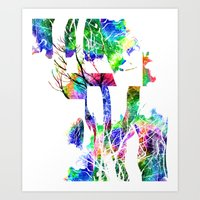 Germinate Art Print