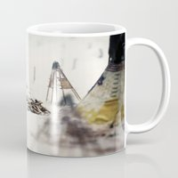 Tom Feiler Aboriginal Mother and Child Mug