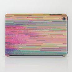 into nature (hex2_crop2) iPad Case