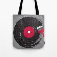 Art Of Music Tote Bag
