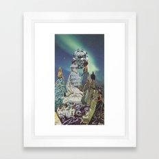 AlcheMiss USA Framed Art Print
