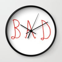 bad Wall Clock