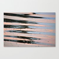 Rippled Waters || Canvas Print
