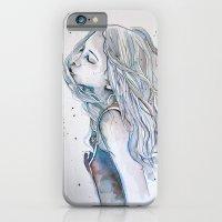 Breeze (variant II), watercolor painting iPhone 6 Slim Case