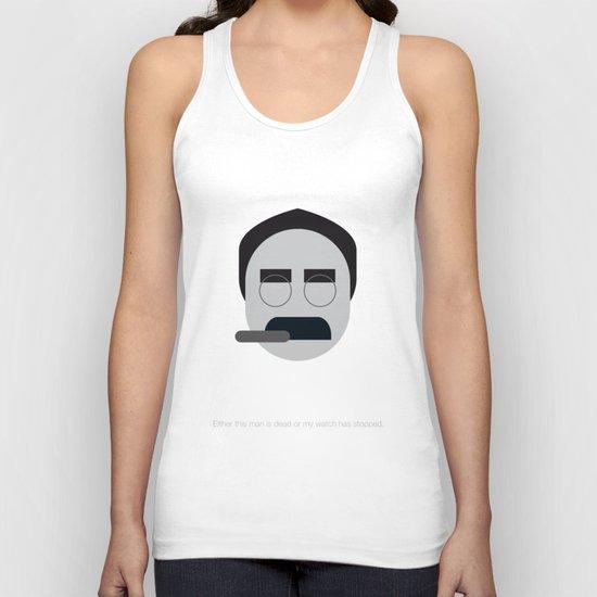 FC - Groucho Unisex Tank Top