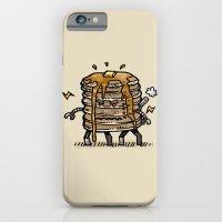 Pancake Bot iPhone 6 Slim Case