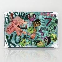 Scott Pilgrim, Fan Art iPad Case