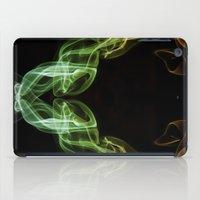Smoke Photography #6 iPad Case
