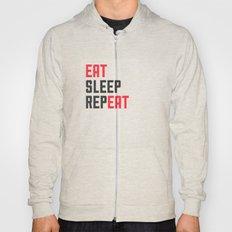 EAT SLEEP REPEAT Hoody