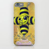 Bee Positive iPhone 6 Slim Case