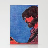 John Bell- Close Up Stationery Cards