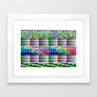 LTCLR13sx4ax2ax2a Framed Art Print