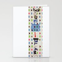Rory Williams Stationery Cards