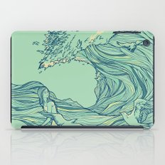 Ocean Breath iPad Case