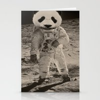 One Small Step For Man, … Stationery Cards