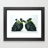 Till The End Framed Art Print