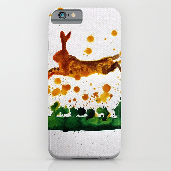 Hare iPhone & iPod Case