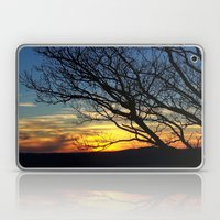 Shenandoah Sunset Laptop & iPad Skin