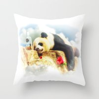 Disperato Throw Pillow