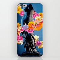 statue iPhone & iPod Skin