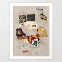 Abitare Art Print