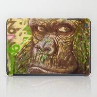 Gorilla Funk (Living on the Edged Pt. II) iPad Case