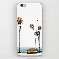 LA love  iPhone & iPod Skin