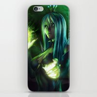 Queen Chrysalis iPhone & iPod Skin