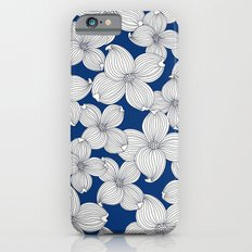 Dogwood Q: Surf Blue Ivory Slim Case iPhone 6s