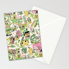 Memory Junk Stationery Cards