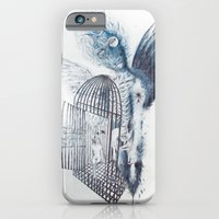 iPhone & iPod Case featuring Malady of revery by Carmine Bellucci