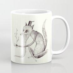 'Waiting' Mug