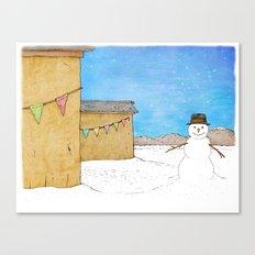 'Tis The Season Canvas Print
