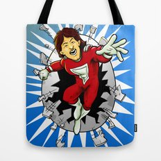 Mork from Ork Tote Bag