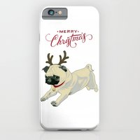 Deer Pug iPhone 6 Slim Case