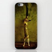 Hell O Pretty  iPhone & iPod Skin