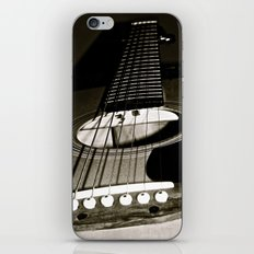 """""""Play My Song iPhone & iPod Skin"""