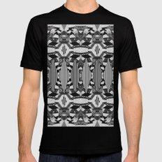 HYPNOTIZED SMALL Mens Fitted Tee Black