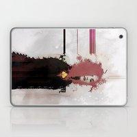 With regards; elaboration Laptop & iPad Skin