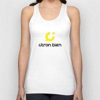 Citron Bien Unisex Tank Top