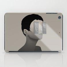 Fury in Your Eyes iPad Case