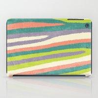 Fruit Stripes. iPad Case